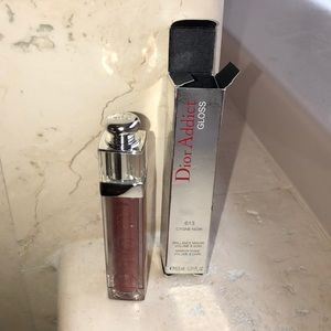 BRAND NEW DIOR LIP GLOSS #613 - CYGNE NOIR!